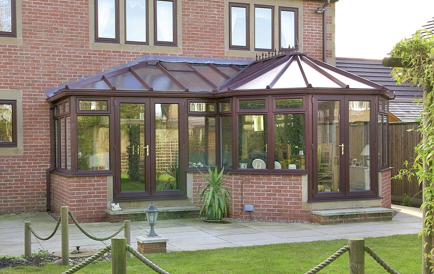 Celcius Conservatory Glass