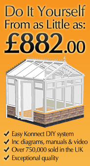 Best DIY Conservatory Prices