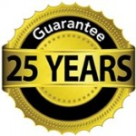 25 year Durabase guarantee