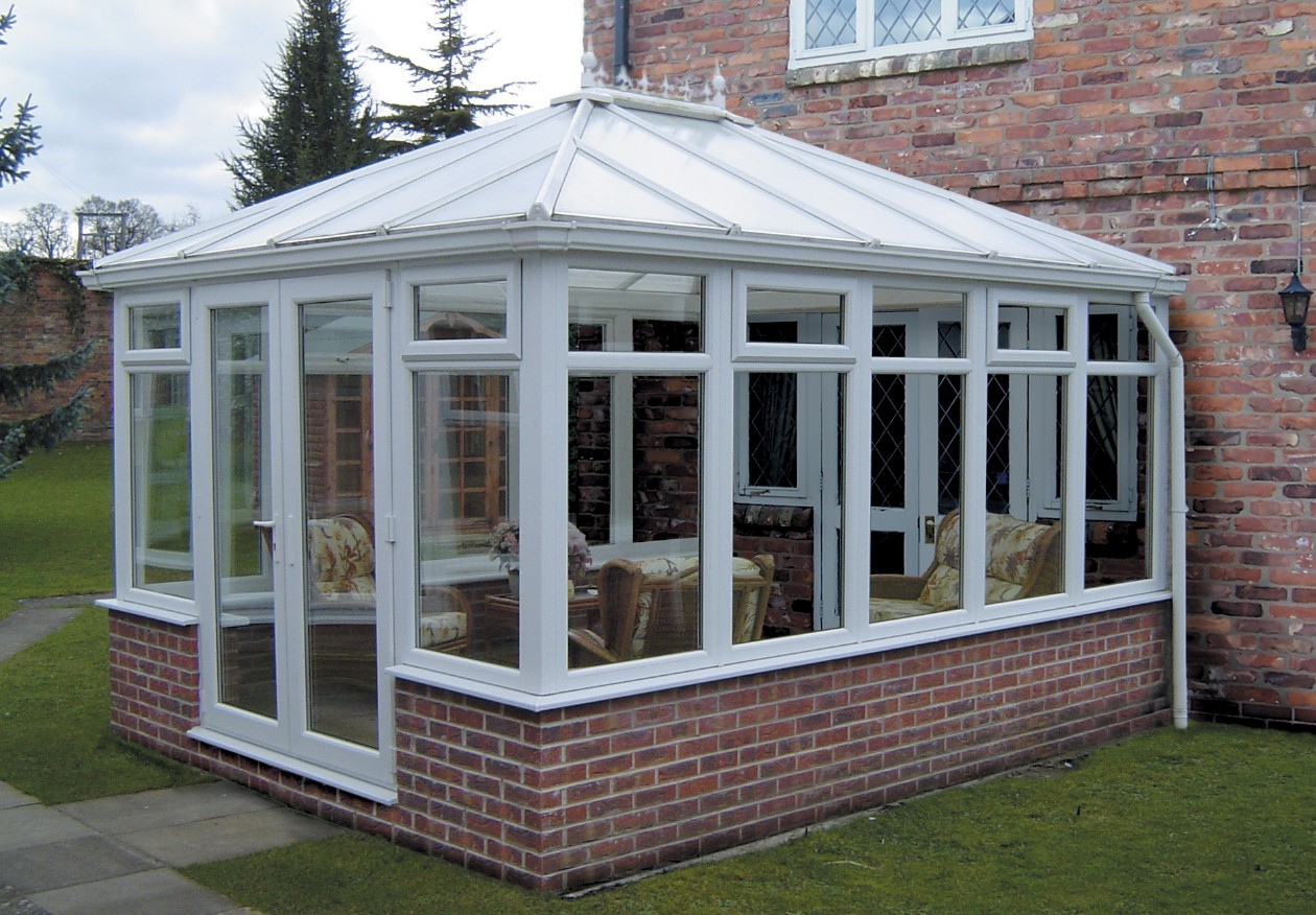 DIY Conservatory and DIY Conservatories from Project Conservatories