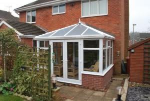 Edwardian conservatory - Turner