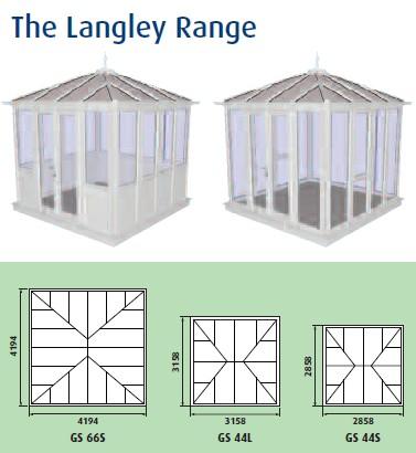 diy garden buildings project conservatories. Black Bedroom Furniture Sets. Home Design Ideas