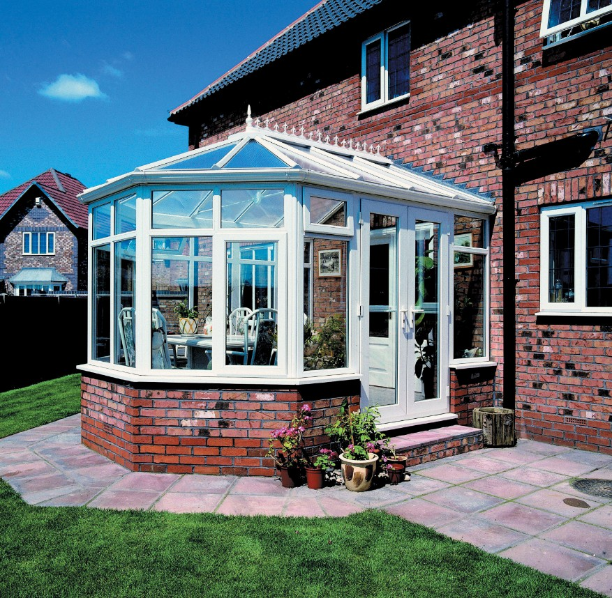 Victorian diy conservatories for Victorian sunroom designs