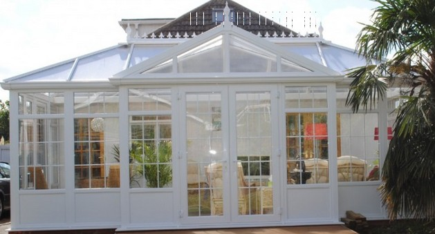 diy combination gable end conservatory