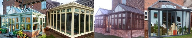 diy conservatory colour choices