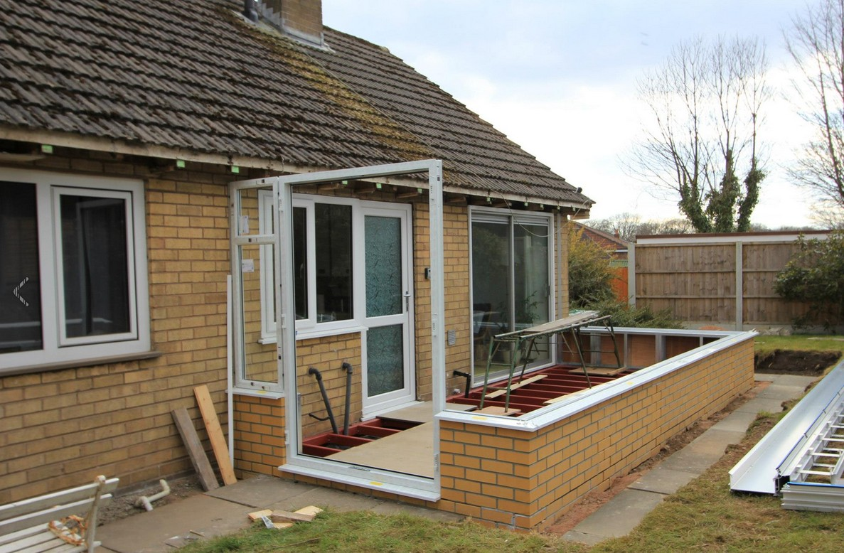 Diy Orangery Case Study Project Conservatories