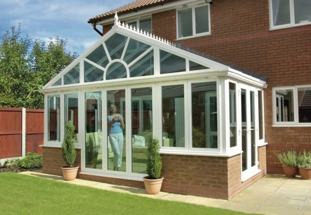 Gable End Diy Conservatories