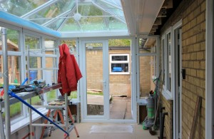 orangery internal lighting bulkhead
