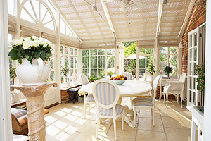 A High Quality Conservatory