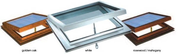 diy conservatory roof vents