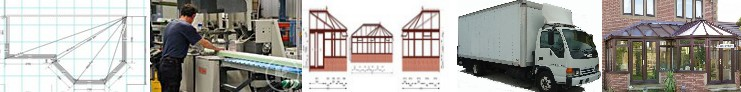 sequence of events when buying a diy conservatory