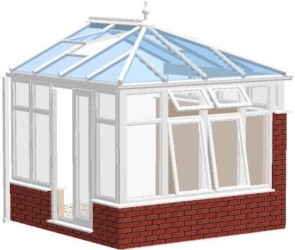 Diy Conservatory And Diy Conservatories From Project