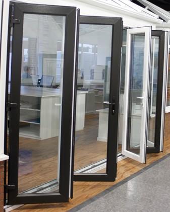 Diy Bi Fold Doors Project Conservatories